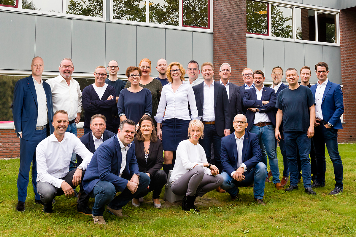 The Berdal team