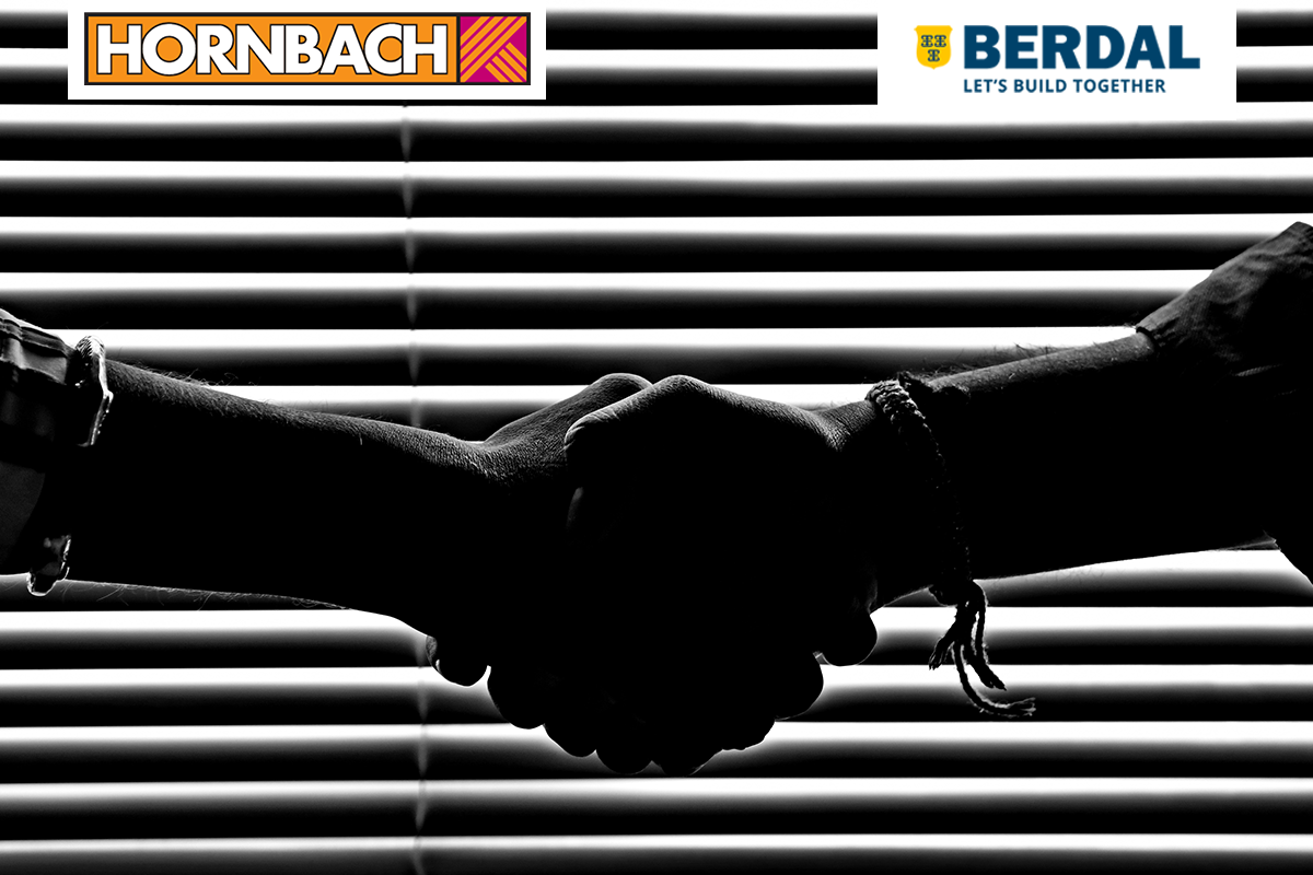 Berdal and HORNBACH